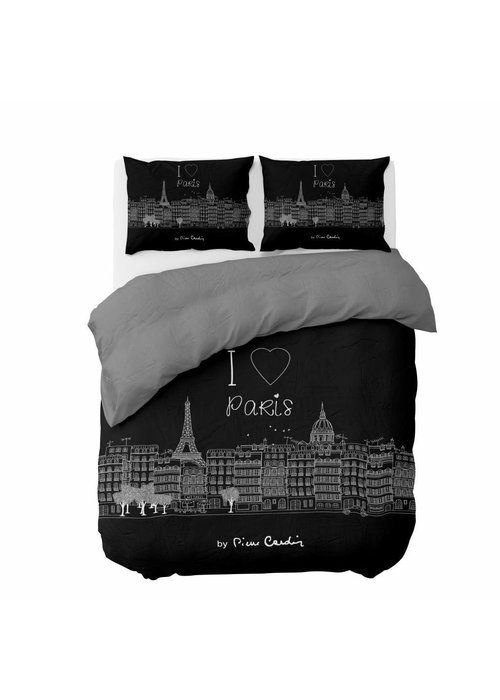Duvet Cover I Love Paris