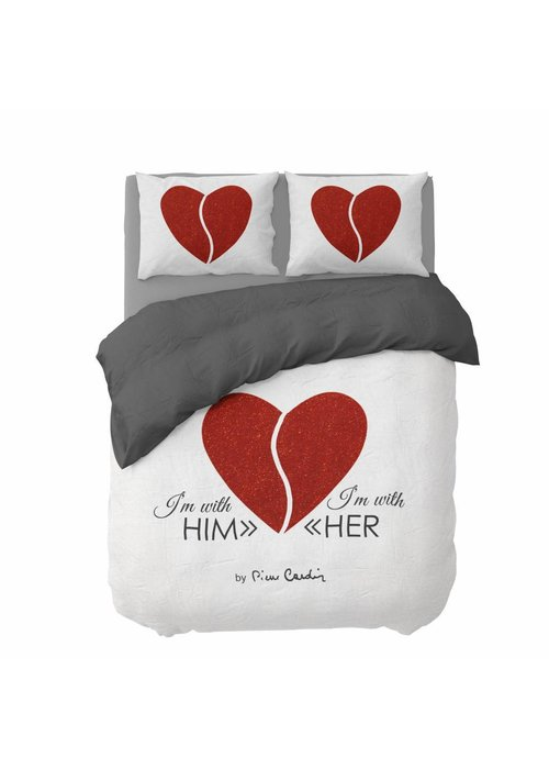 Duvet Cover Him - Her