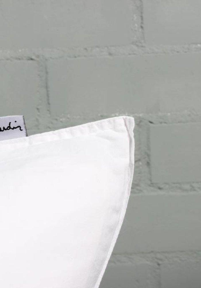 Duvet Cover Pierre Cardin Washed Linnen White