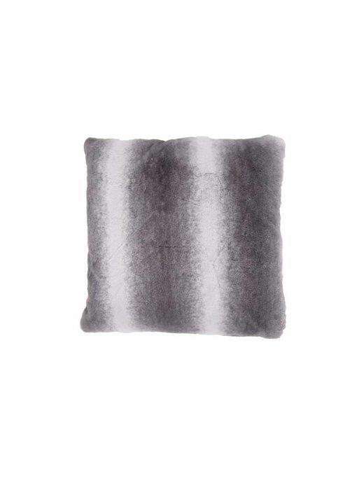 Pl Faux Fur Cushion Cover Antra