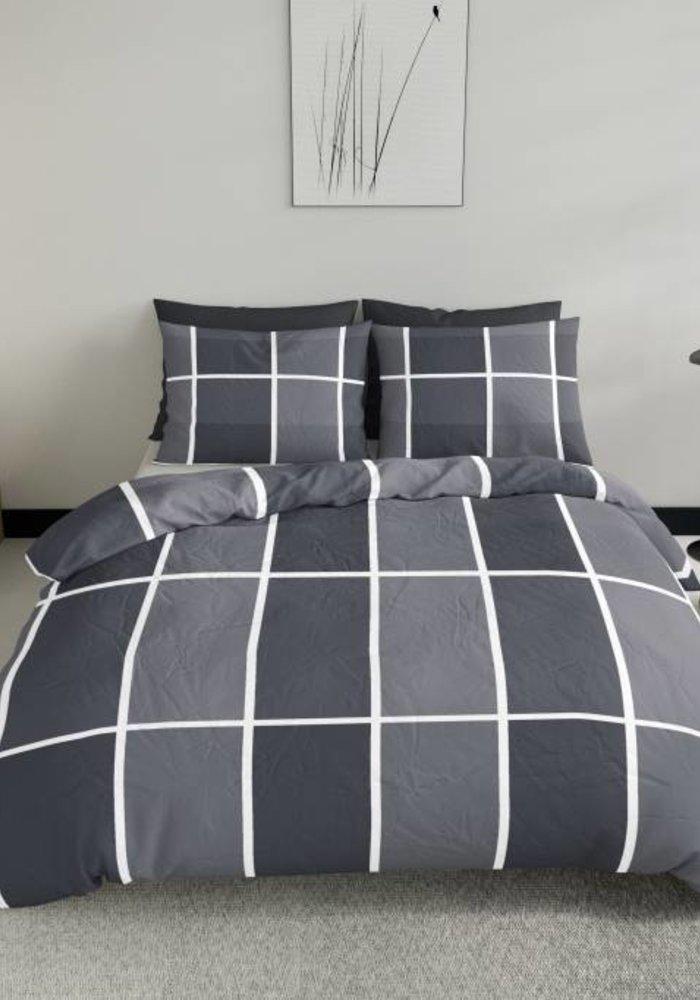 Duvet Cover Shades of Grey