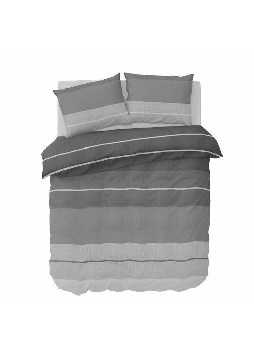 Dekbedovertrek Striped Linen Flanel