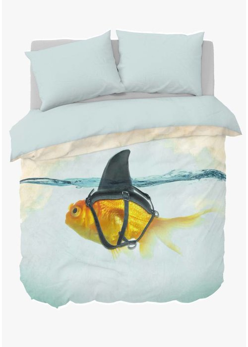 Dekbedovertrek Brave Goldfish