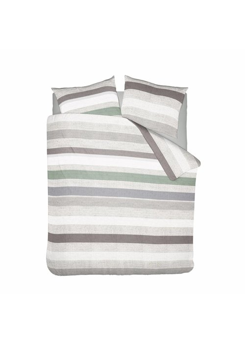 Duvet Cover Pastel Stripe