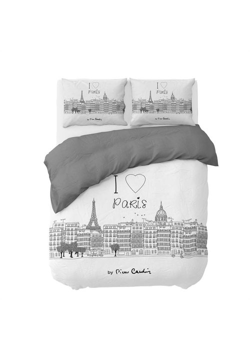 Duvet Cover I Love Paris