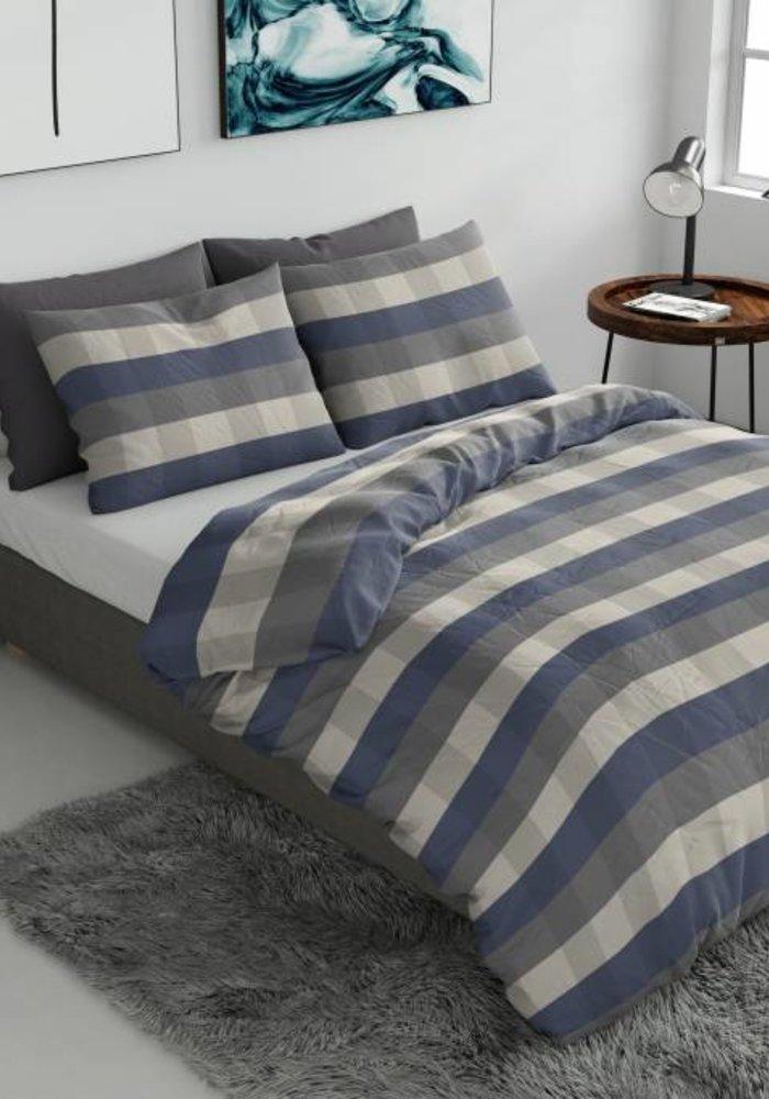Duvet Cover Bram Blauw