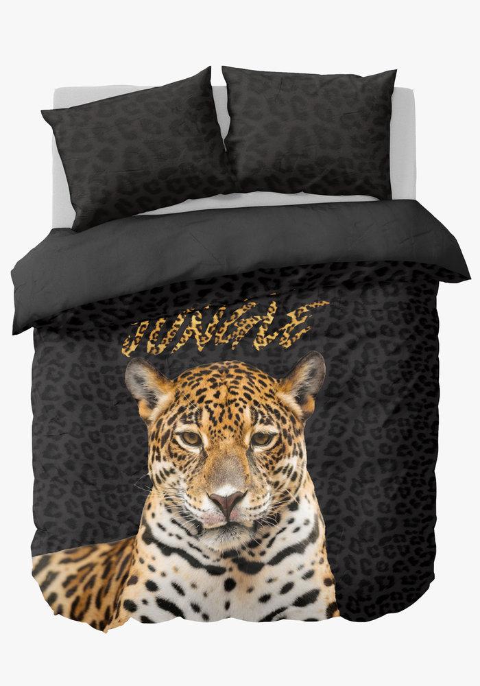 Dekbedovertrek  Leopard