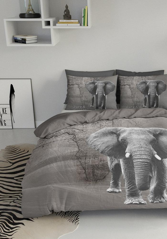 Duvet Cover African Elephant
