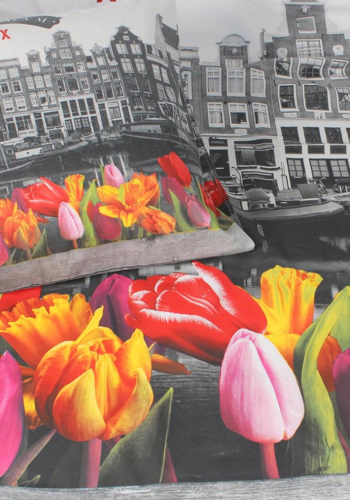 Duvet Cover Amsterdam Tulips
