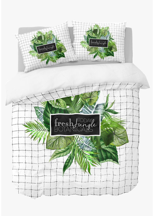 Nightlife Duvet Cover Jungle Botanicals