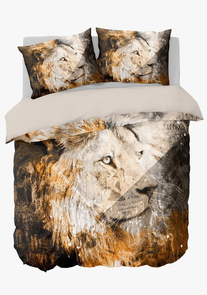 Dekbedovertrek Lion