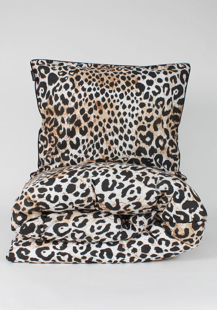 Duvet Cover Leopard Skin Naturel