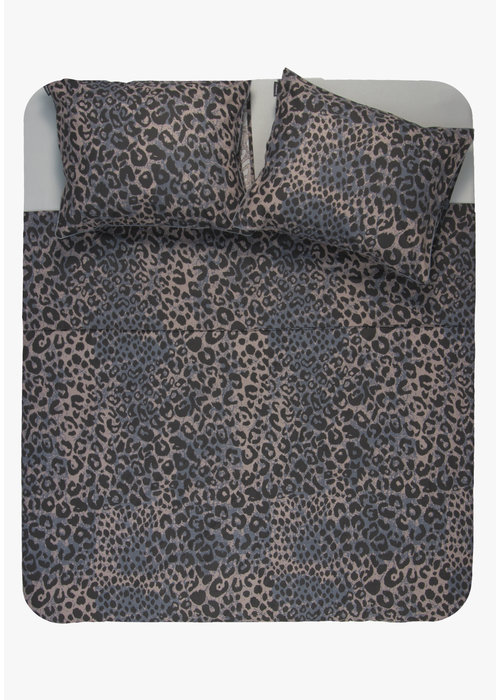 Ambianzz Dekbedovertrek Leopard Skin