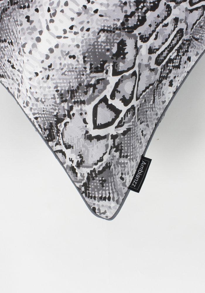 Duvet Cover Python Skin Grijs