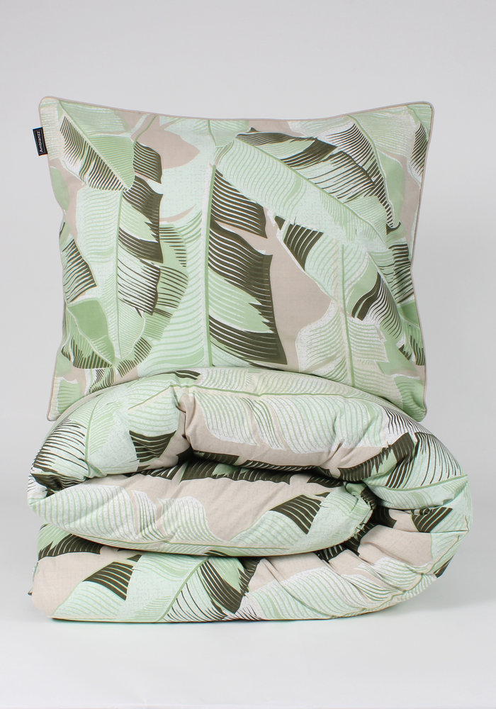 Duvet Cover Palm Leaves