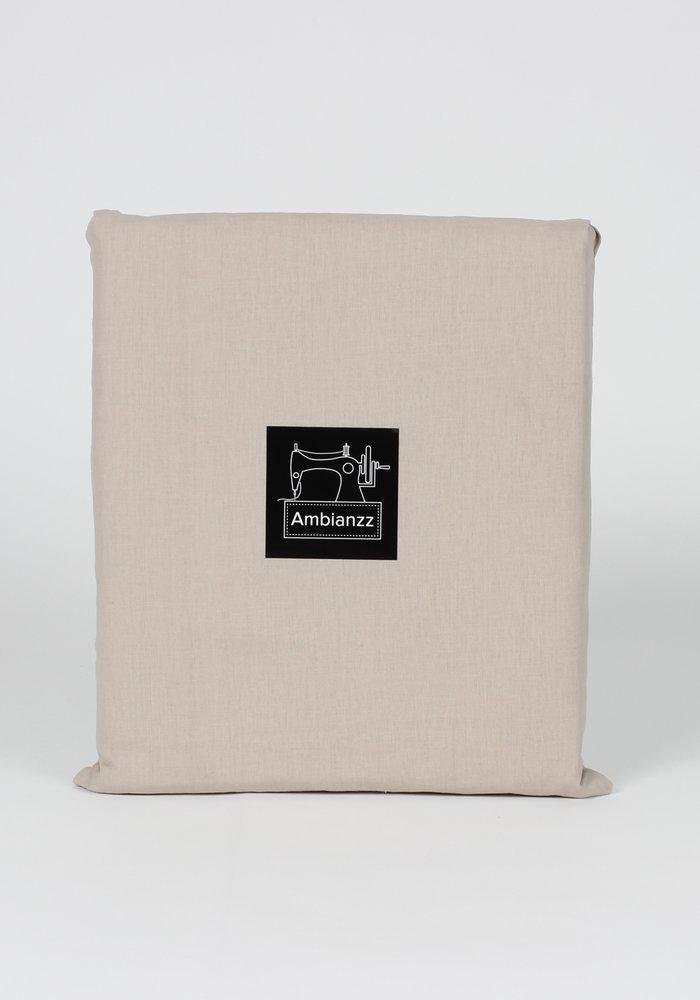 Dekbedovertrek Vintage Washed Cotton Zand