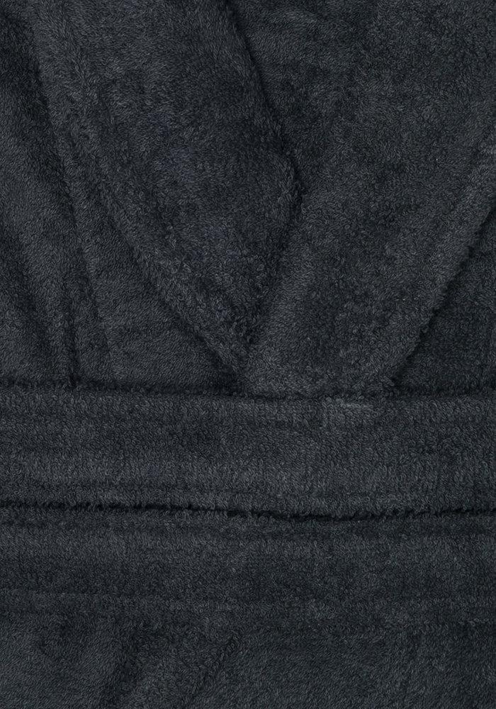 Bt Cotton Badjas Zwart
