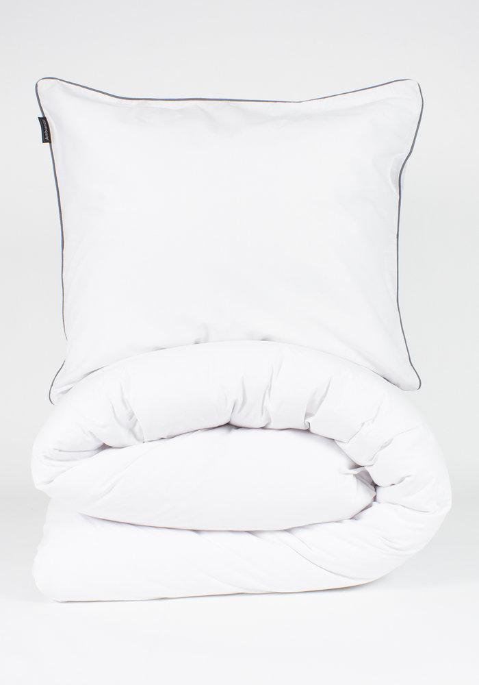 Dekbedovertrek Cotton Solid Wit