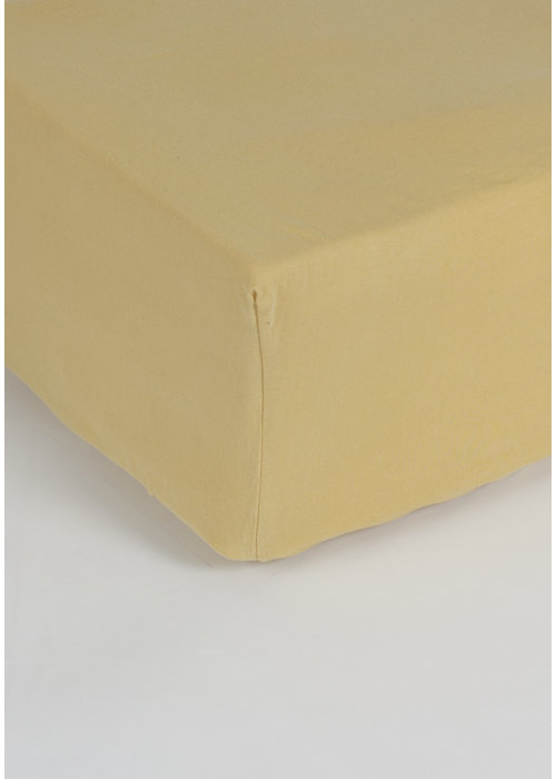 Fitted Sheet Jersey Mattress