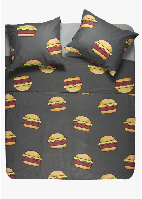 Gaaf Duvet Cover Hamburger