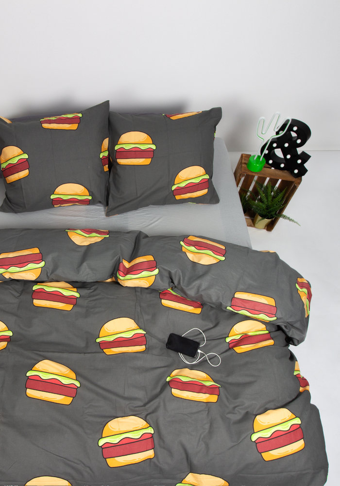 Duvet Cover Hamburger