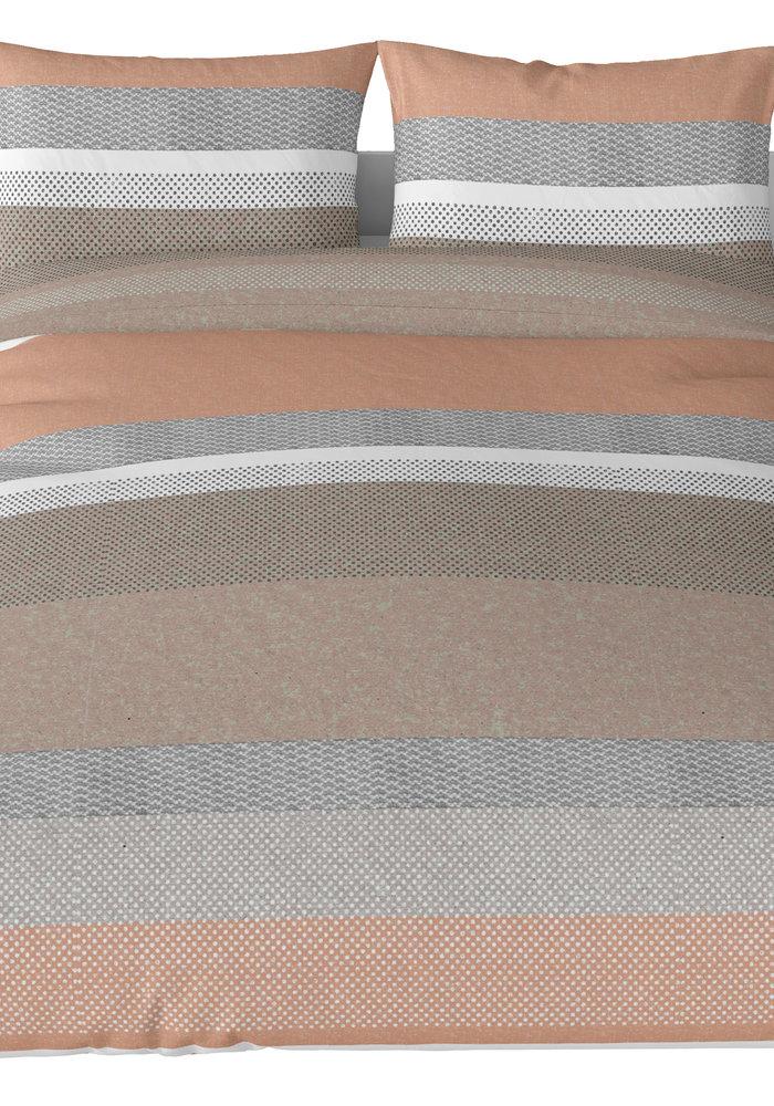 Dekbedovertrek Blushing Roze
