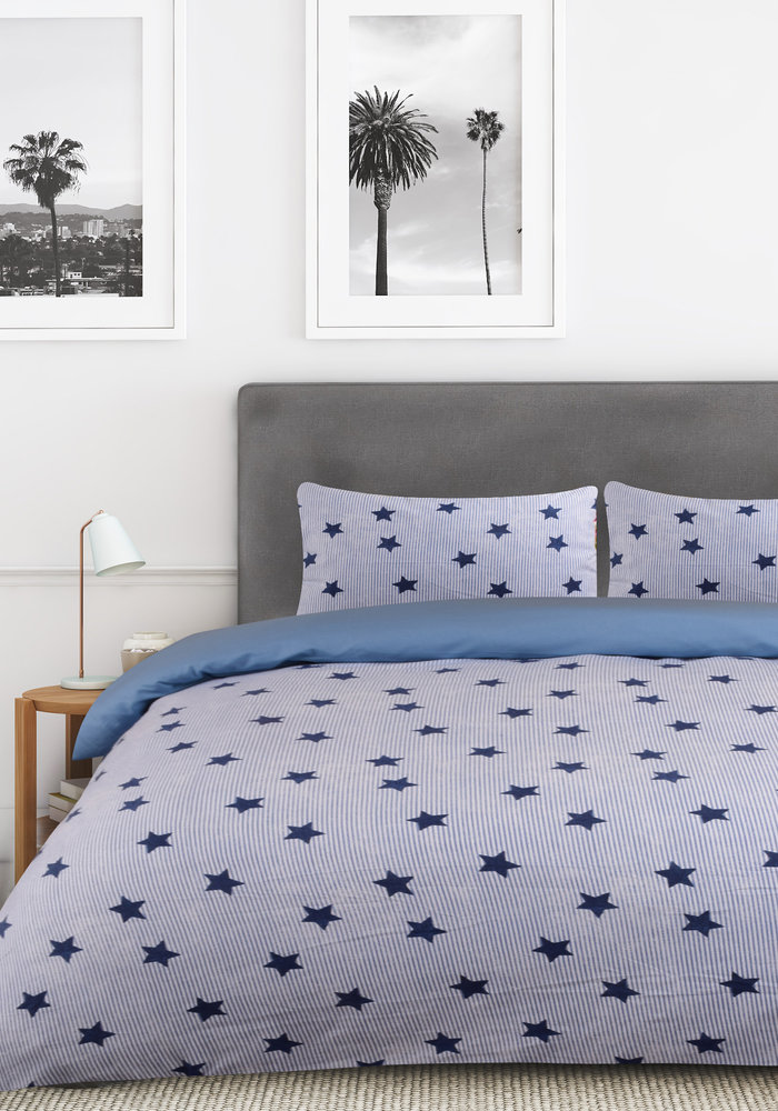 DC STAR AND STRIPES BLUE RST1024