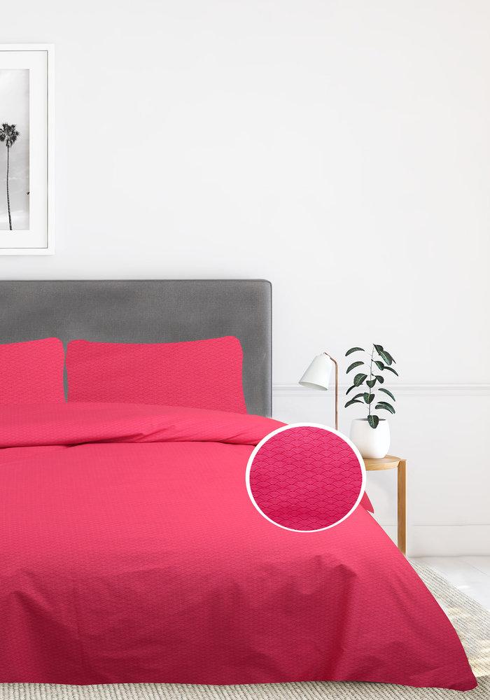 Dekbedovertrek New Pattern Roze