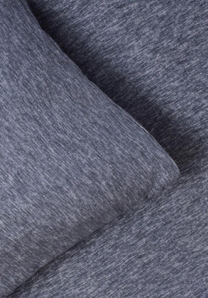 Dekbedovertrek Melange Uni Blauw