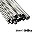 Metric Tube 50mm x 1mm (price per meter)