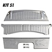 Kit S1: Rear Seat Section Kit 1965-1968