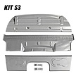 Kit S3: Rear Seat Section Kit 1972