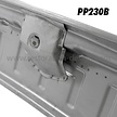 Front Latch Panel with hole for washer tank (1968-73) | 90150103121