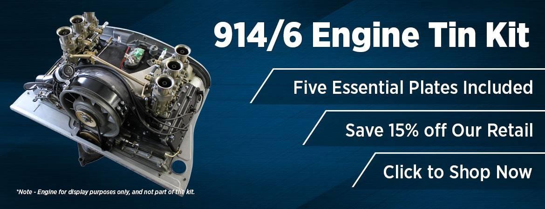 914/6 Engine Kit