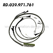 Fuel Injection Harness | 039791761