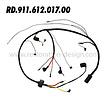 Engine Harness (Motorola Alternator)   91161201700