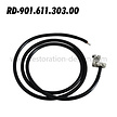Battery Cable for Twin Battery Cars