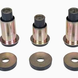 silent blocs for rear axle side bracket PORSCHE 996, 997 SET