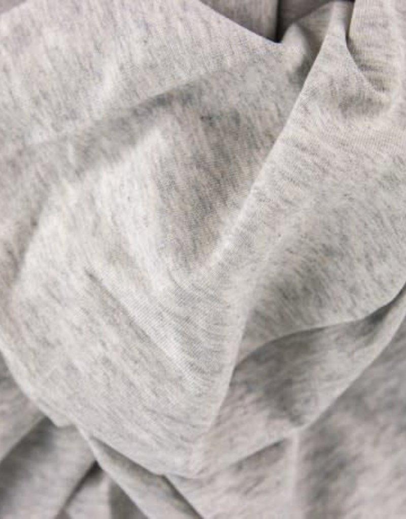 Jaro melange tricot licht grijs