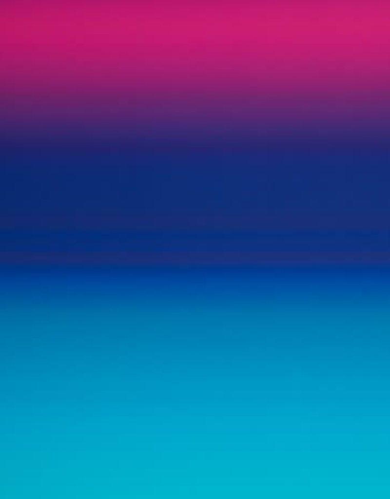 Kreta X-life  zomer ombre blauw/roze