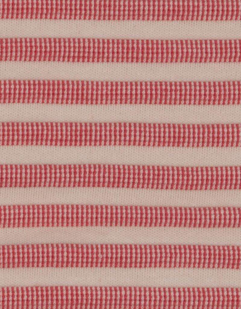 Lasse stripes rood