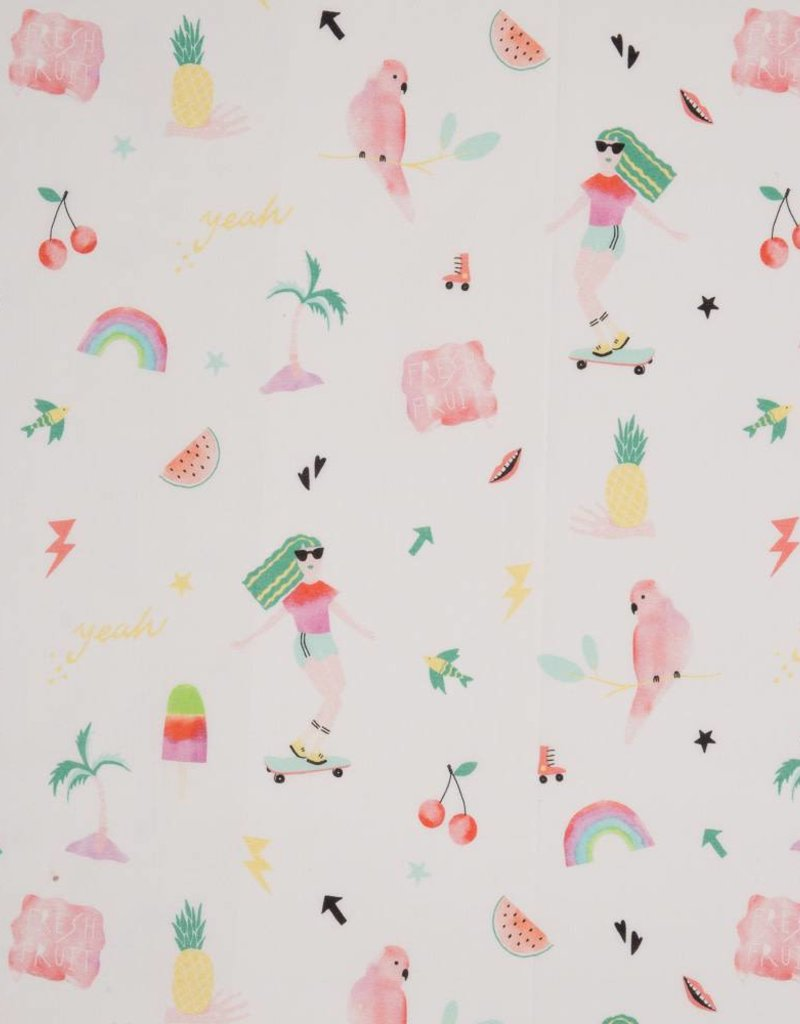 Moni wit fruit