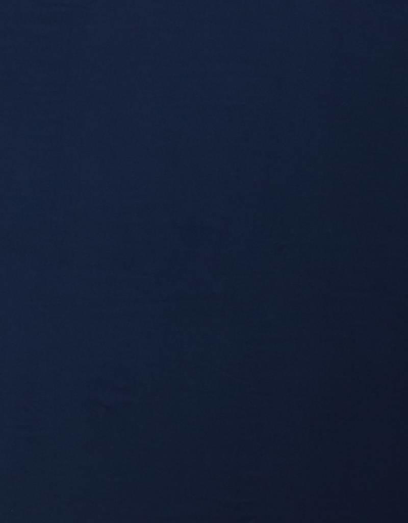 Heavy tricot viscose Blauw