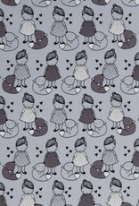 Meisjes met vosjes