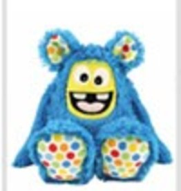 Kullaloo 'Shaggy monster' blauw