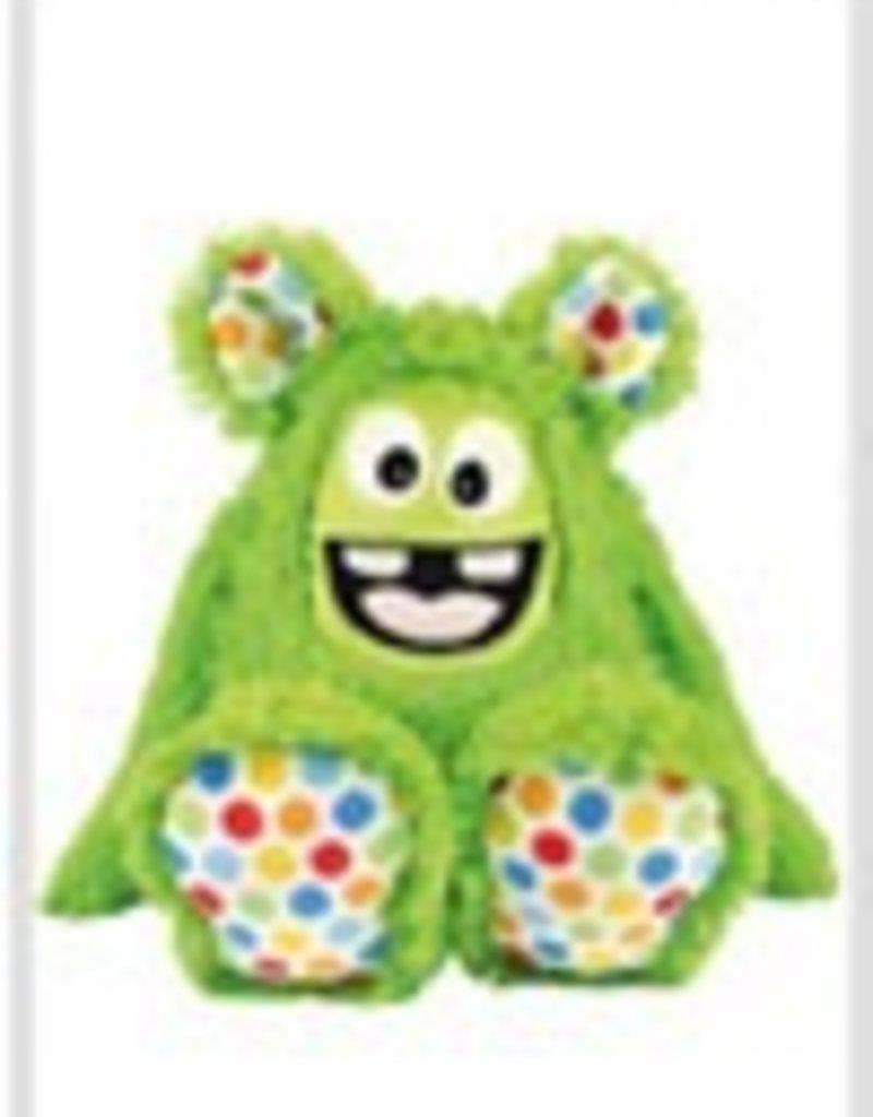 Kullaloo 'Shaggy monster' groen