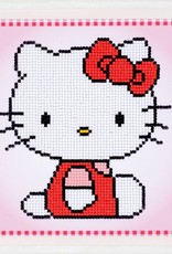 Diamond painting Hello Kitty