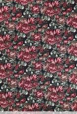 Jacquard roses