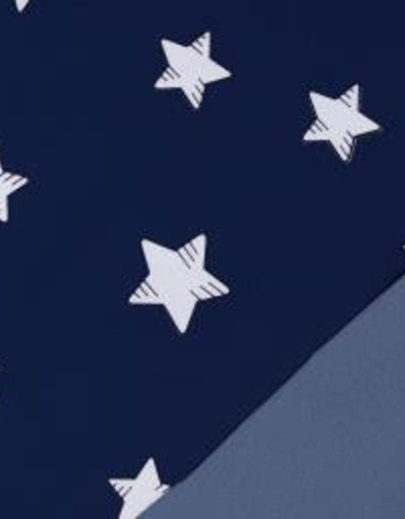 Magic softshell stars blauw