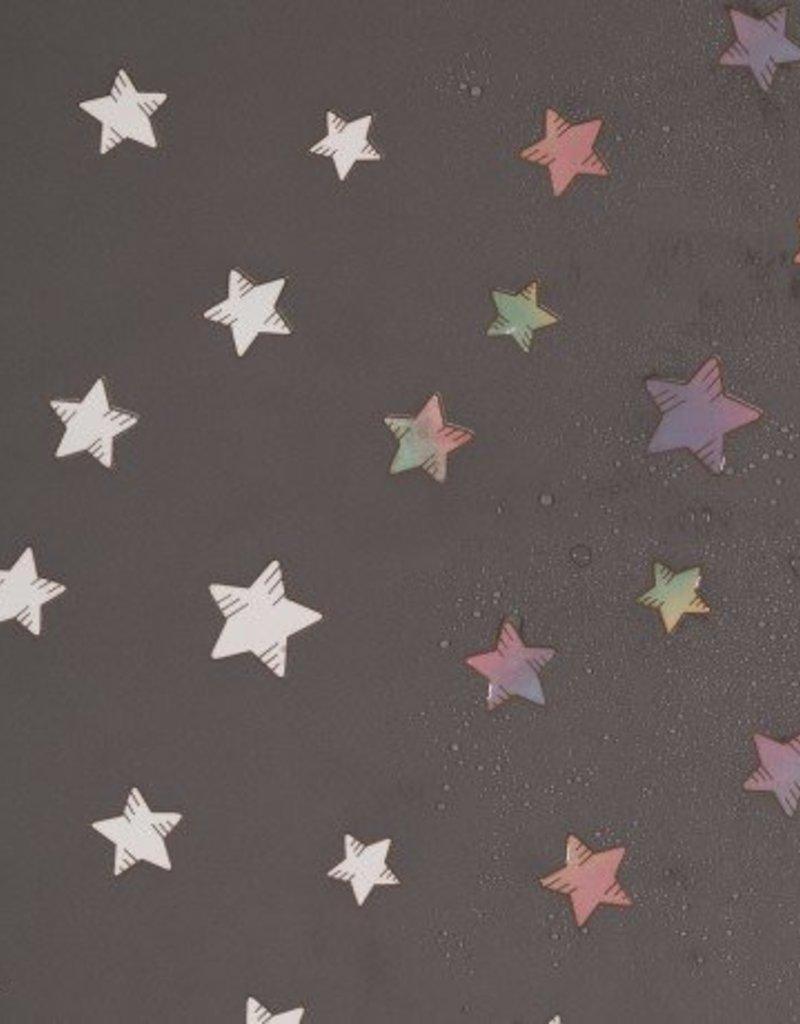 Magic softshell stars donker grijs